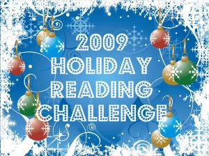 2009 Holiday Reading Challenge