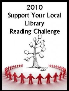 Support Your Local Library Reading Challenge